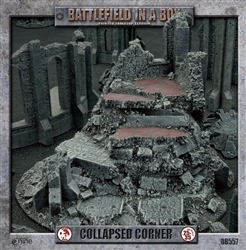 Battlefield in a Box - Collapsed Corner