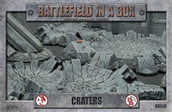 Battlefield in a Box - Craters