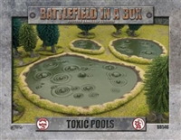 Battlefield in a Box - Toxic Pools