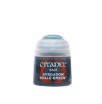 BASE - STEGADON SCALE GREEN - 12ml - Games Workshop