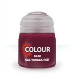 BASE - GAL VORBAK RED - 12ml - Games Workshop