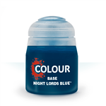 BASE - NIGHT LORDS BLUE - 12ml - Games Workshop