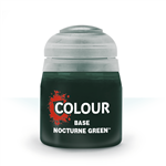 BASE - NOCTURNE GREEN - 12ml - Games Workshop