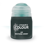AIR - NOCTURNE GREEN - 24ml - Games Workshop