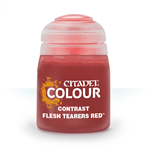 CONTRAST - FLESHTEARERS RED - 18ml - Games Workshop