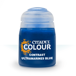 CONTRAST - ULTRAMARINES BLUE - 18ml - Games Workshop