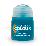 CONTRAST - AKHELIAN GREEN - 18ml - Games Workshop