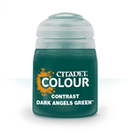 CONTRAST - DARK ANGELS GREEN - 18ml - Games Workshop