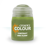 CONTRAST - ORK FLESH - 18ml - Games Workshop