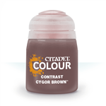 CONTRAST - CYGOR BROWN - 18ml - Games Workshop