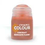 CONTRAST - DARKOATH FLESH - 18ml - Games Workshop