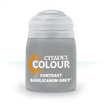 CONTRAST - BASILICANUM GREY - 18ml - Games Workshop