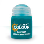 CONTRAST - AETHERMATIC BLUE - 18ml - Games Workshop
