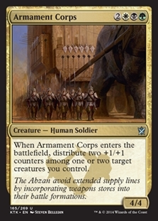 Armament Corps - Khans of Tarkir - Uncommon