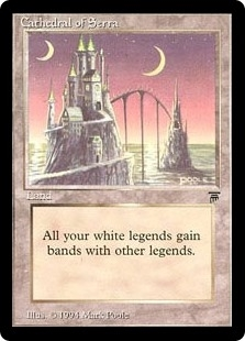 Cathedral of Serra - Legends - Uncommon
