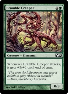 Bramble Creeper - Magic 2010 - Common