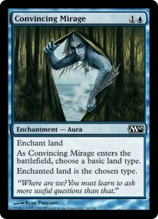 Convincing Mirage - Magic 2010 - Common