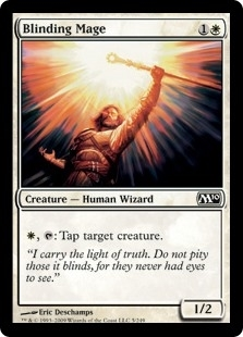 Blinding Mage - Magic 2010 - Common