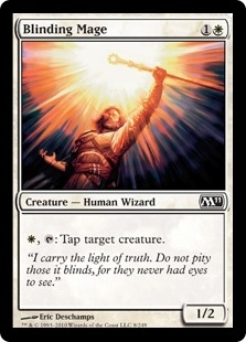 Blinding Mage - Magic 2011 - Common