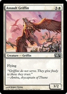 Assault Griffin - Magic 2012 - Common