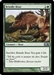 Brindle Boar - Magic 2014 Core Set - Common