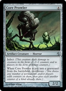 Core Prowler - Mirrodin Besieged - Uncommon