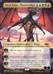 Nicol Bolas, Planeswalker - Guilds of Ravnica Mythic Edition - Mythic Rare