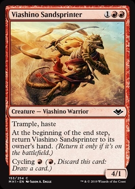 Viashino Sandsprinter - Modern Horizons - Common