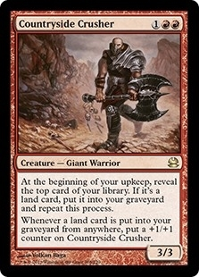 Countryside Crusher - Modern Masters - Rare