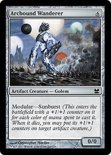 Arcbound Wanderer - Modern Masters - Common