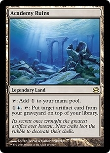 Academy Ruins - Modern Masters - Rare