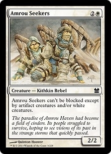 Amrou Seekers - Modern Masters - Common