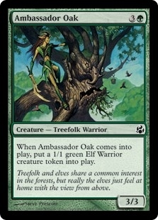 Ambassador Oak - Morningtide - Common