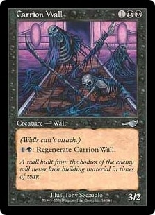 Carrion Wall - Nemesis - Uncommon