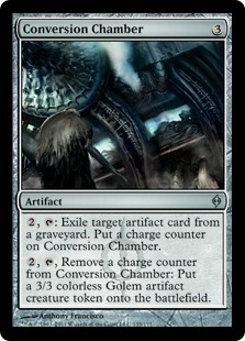 Conversion Chamber - New Phyrexia - Uncommon