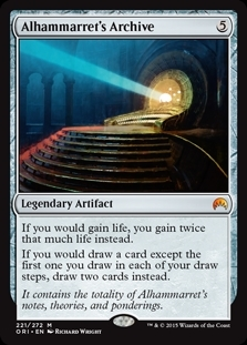 Alhammarret's Archive - Magic Origins - Mythic Rare
