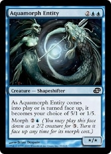 Aquamorph Entity - Planar Chaos - Common
