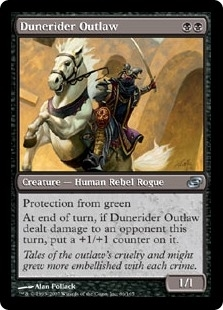 Dunerider Outlaw - Planar Chaos - Uncommon