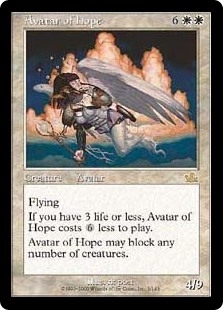Avatar of Hope - Prophecy - Rare
