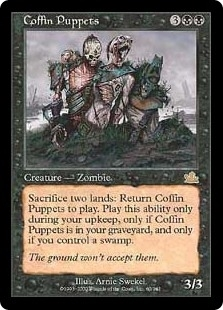 Coffin Puppets - Prophecy - Rare