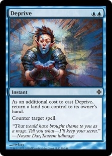 Deprive - Rise of the Eldrazi - Common