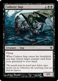 Cadaver Imp - Rise of the Eldrazi - Common