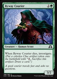 Byway Courier - Shadows over Innistrad - Common