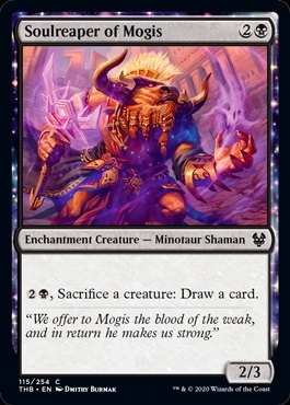 Soulreaper of Mogis - Theros Beyond Death - Common