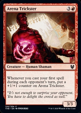Arena Trickster - Theros Beyond Death - Common