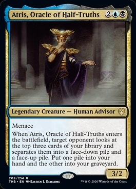 Atris, Oracle of Half-Truths - Theros Beyond Death - Rare