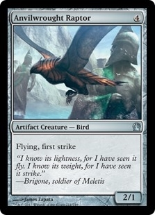Anvilwrought Raptor - Theros - Uncommon