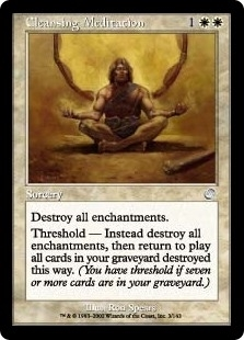 Cleansing Meditation - Torment - Uncommon