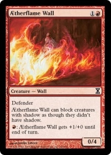 Aetherflame Wall - Time Spiral - Common