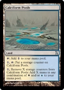 Calciform Pools - Time Spiral - Uncommon